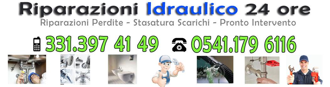 Idraulico Rimini